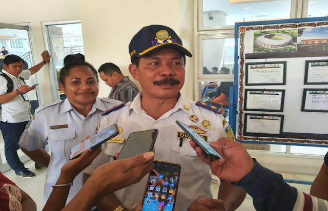 Cegah Coronavirus, Seluruh Pelabuhan di Papua Akan Dipasang Alat Pendeteksi Suhu Tubuh