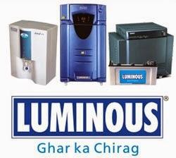 LUMINOUS INVERTER PRICES