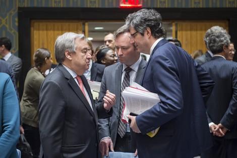 القرار الأممي حول الصحراء .. مكسب مغربي يسبق محادثات جنيف