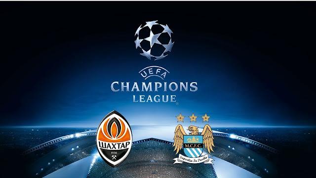 Prediksi Pertandingan Shakhtar Donetsk vs Manchester City
