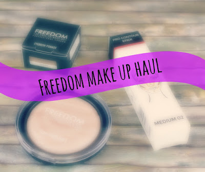 Freedom Make Up Haul