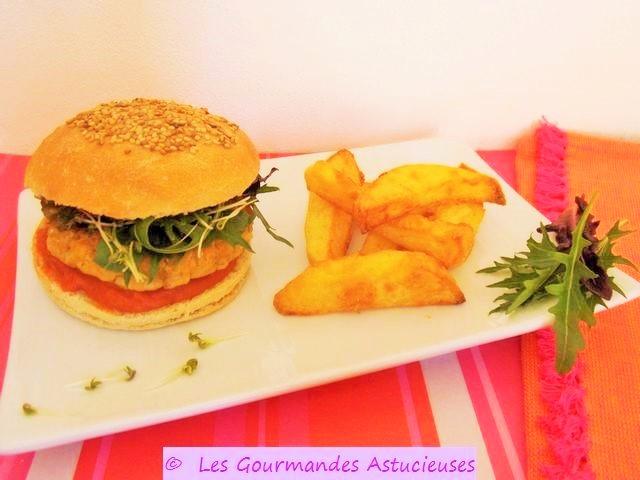 Comment faire un Hamburger Vegan ?