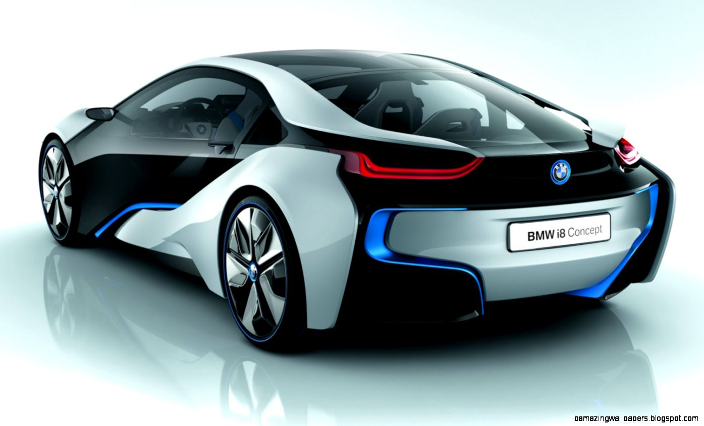 Bmw Electric Cars  Amazing Wallpapers
