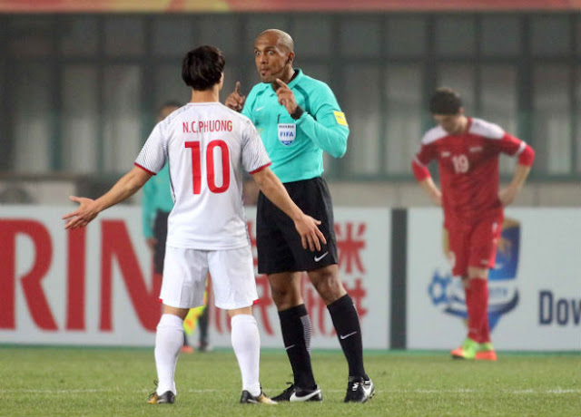 U23 Việt Nam thắng Syria: HLV Park Hang Seo cấm Công Phượng làm gì? 3