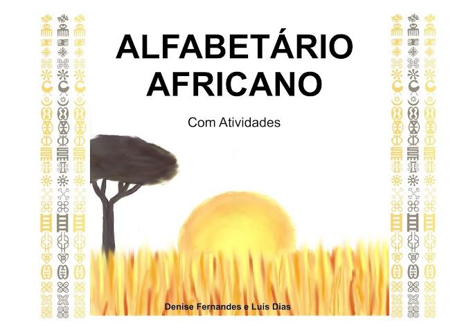 ALFABETÁRIO AFRICANO COM ATIVIDADES.