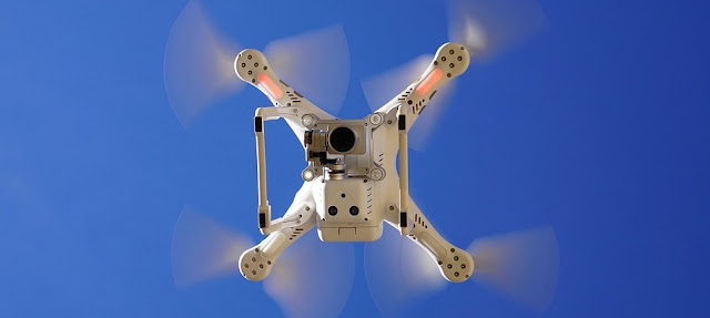 que son los drones y como funcionan