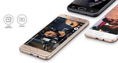 Prosesor Samsung Galaxy J5 Prime