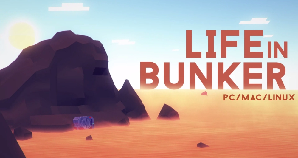 Life in Bunker Download Poster