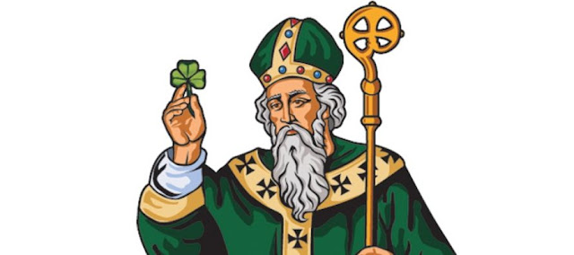 Who Was Saint Patrick.