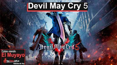 El Nuevo Devil May Cry 5 para este 2019
