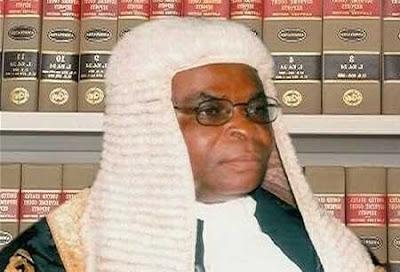 Justice Onnoghen Confirmed as Chief Justice of Nigeria
