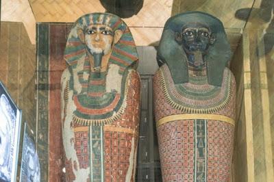 Hasil Tes DNA Purba Menguak Misteri Dua Mumi Mesir
