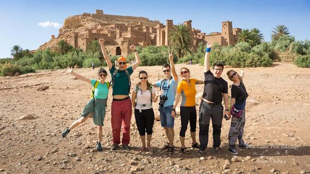 morocco sahara desert Ait Benhaddou 3
