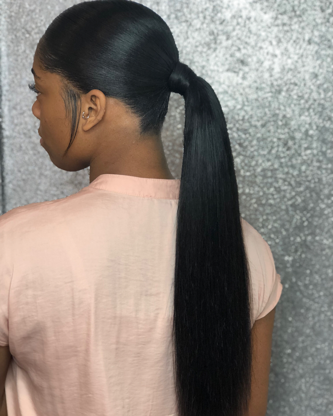 Ponytails For Black Women