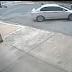 Bandido é atropelado por vítima em tentativa de assalto no interior de SP