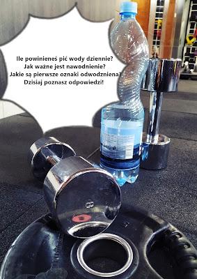 Pij wodę będziesz wielki!