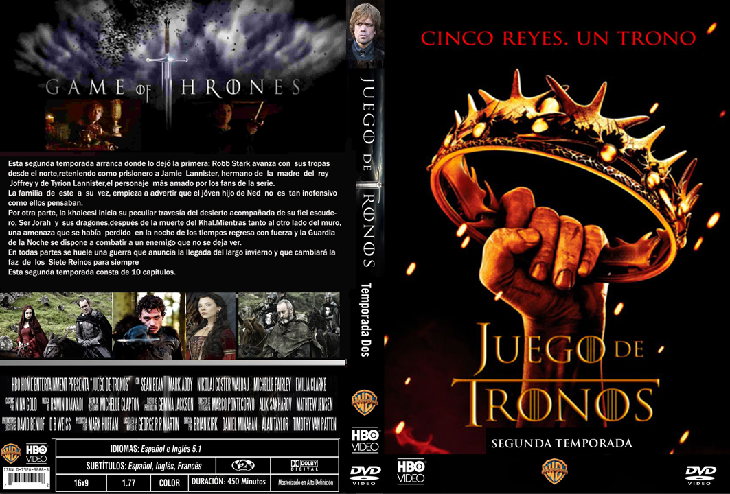 Juego De Tronos Temporada 2