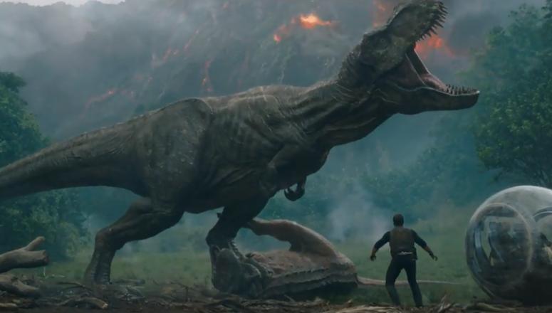 Reino Ameaçado ganha nova imagem e detalhes sobre a trama — Jurassic World