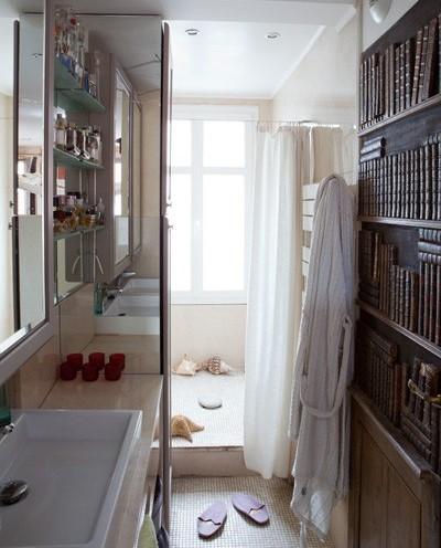 Boiserie c 26 bagni classici con stile - Arredare bagno 4 mq ...