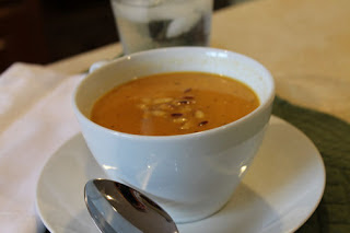 Chipotle Butternut Squash Soup