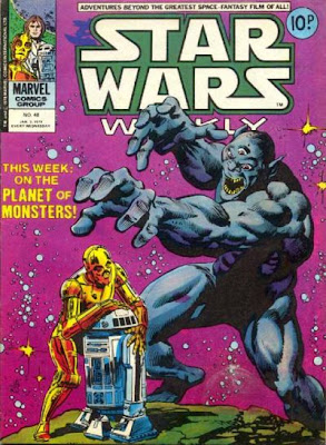 Star Wars Weekly #48, Marvel Comics UK