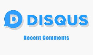 Cara membuat halaman khusus komentar disqus
