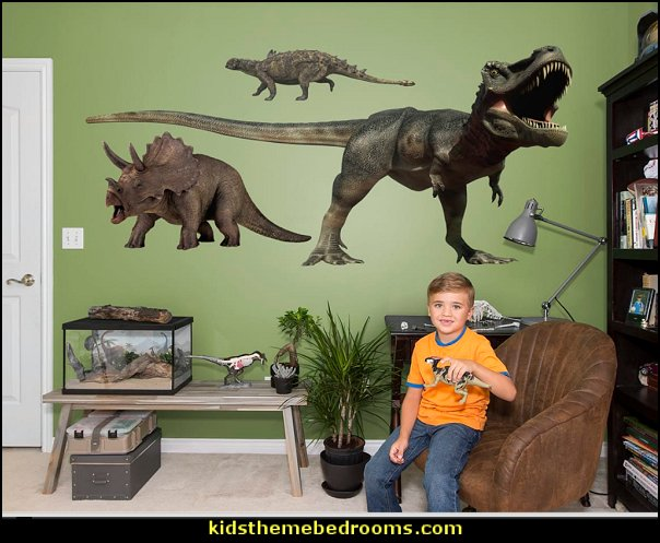 dinosaur wall decals - dinosaur themed bedroom ideas - dinosaur decor - decorating bedrooms dinosaur theme - dinosaur room decor - dinosaur wall murals - dinosaur wall decals - life size dinosaur props - dinosaur bedding - dinosaur duvet - Flintstones dinosaur design bedrooms - dinosaur bedroom ideas - dinosaur themed bedroom accessories