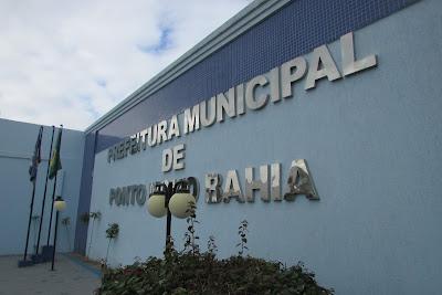 Resultado de imagem para foto do predio da prefeitura de Ponto Novo