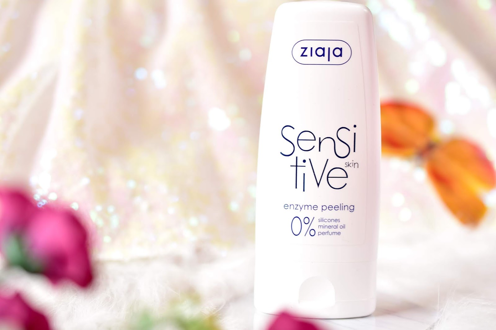 Ziaja Sensitive enzyme peeling