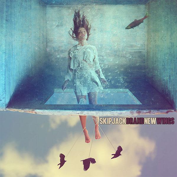 "Skipjack stream new EP ""Brand New Wings"""