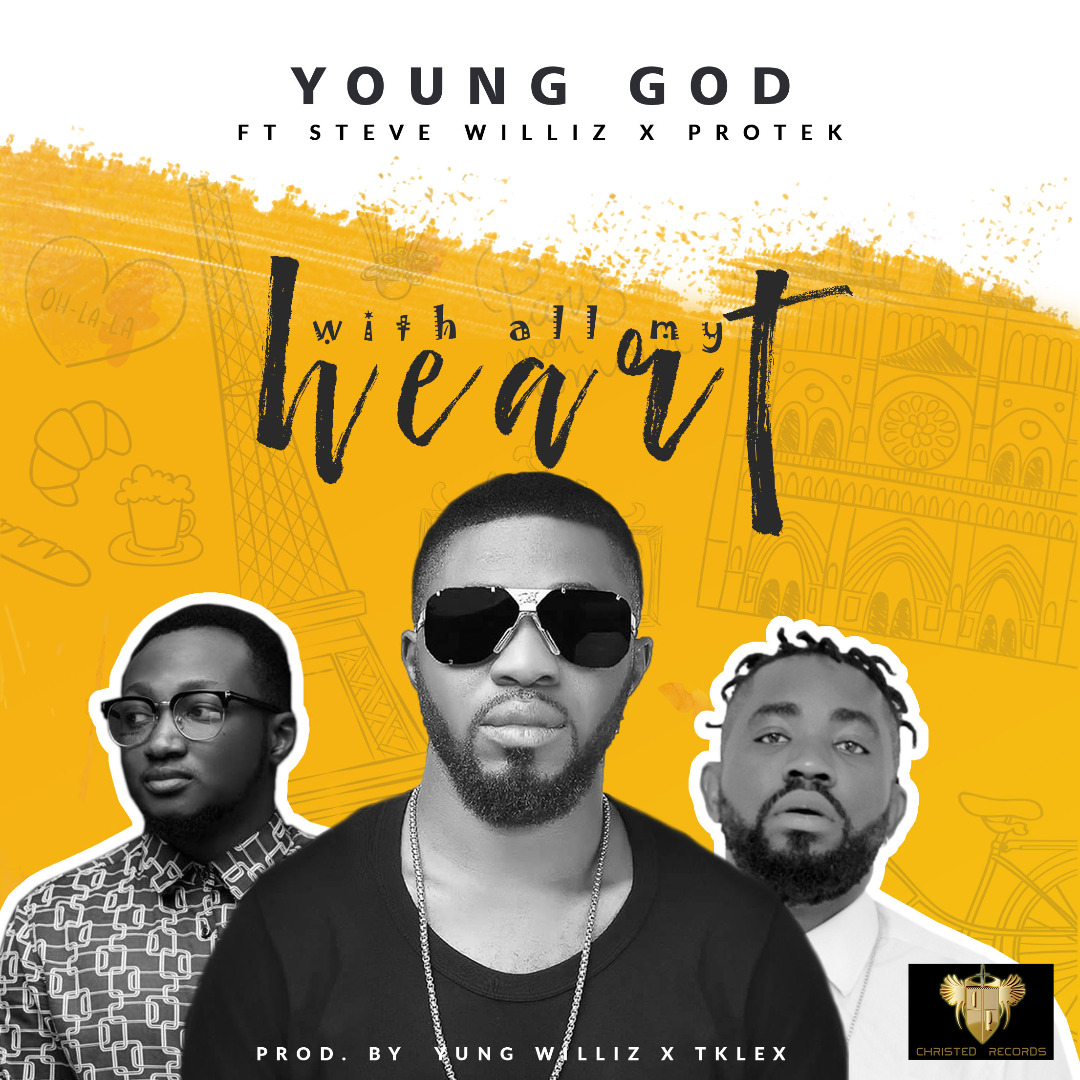 With All My Heart. Song download. YoungGod