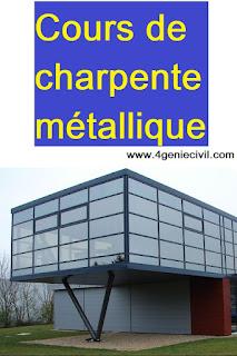 Formation en charpente métallique en pdf