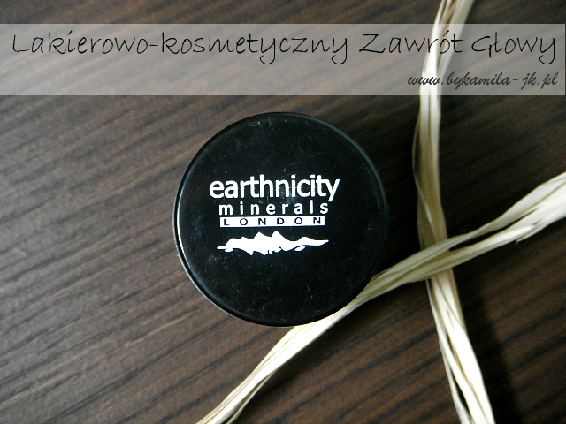 Puder mineralny Earthnicity Minerals