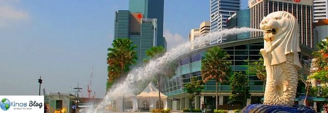 Pemerintah Singapura Mulai 2018 Larang Mobil Pribadi Melintas di Jalan