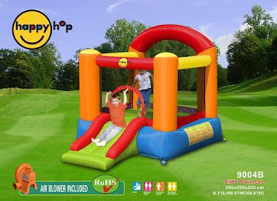 Rumah Istana Balon Happy Hop
