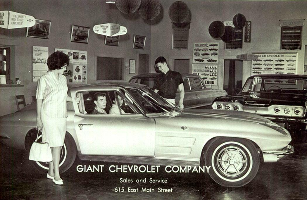 annualmobiles giant chevrolet company