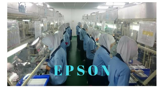 Lowongan Kerja PT Epson Indonesia Industry Terbaru 2018