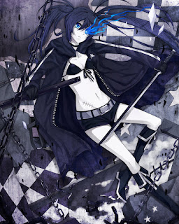 Chii's Channel: Black Rock Shooter: Why It Shouldn't Be an ...
