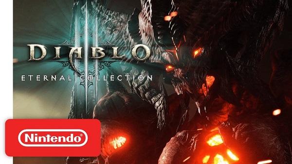 Diablo 3: Eternal Collection Release date