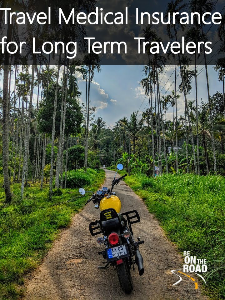 Travel Medical Insurance for Long Term Travelers