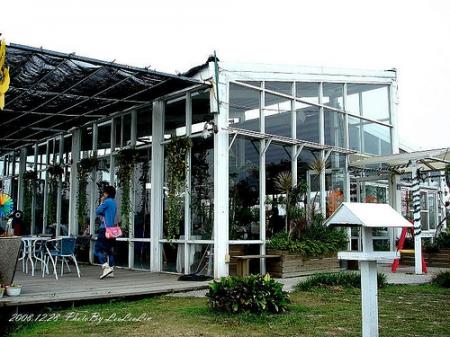 台中潭子景觀餐廳|心田香草花園|牛仔很忙網聚