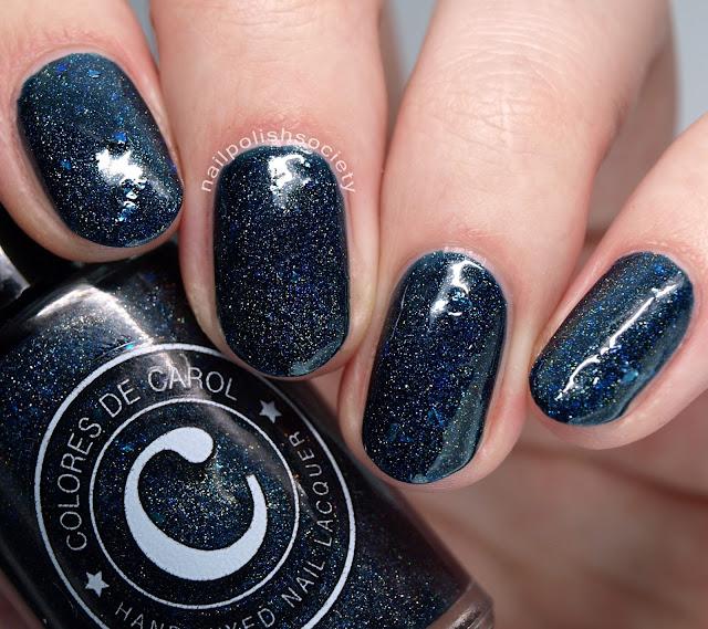 Nail Polish Society: Colores de Carol Winter/Holiday Collection 2016