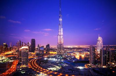 Burj Khalifa Dubai the Tallest Building of World