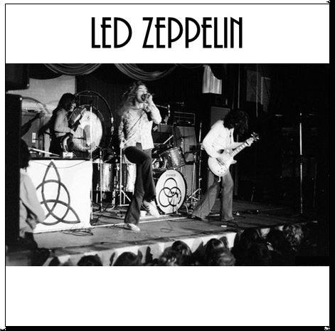 RELIQUARY: Led Zeppelin [1969 04 25] Reliquary Collection