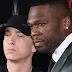 """50 Cent novamente fala sobre o álbum """"Relapse 2"""" que Eminem gravou"""