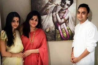 Vedhika Family Husband Parents children's Marriage Photos