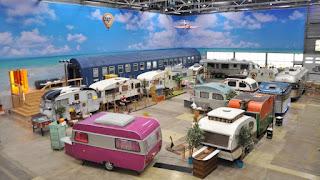 Caravanas Retro - BaseCamp Bonn