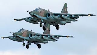 SU-25 - Pesawat Serang Darat