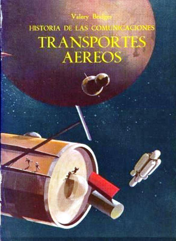 Historia del Transporte Aéreo – Valery Bridges