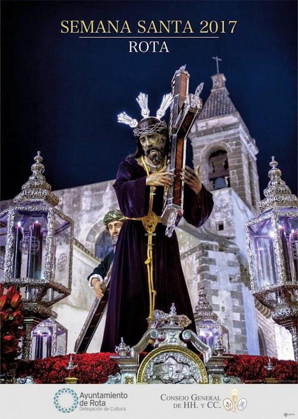 Programa, Horario e Itinerario Semana Santa Rota (Cádiz) 2017